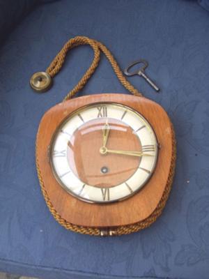 German Mystery Wall Clock