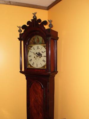 My Grandfather Clock