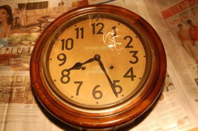Seikosha Clock