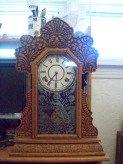 E. Ingraham Clock