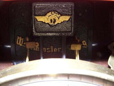 Rod Holder - Kienzle Clock