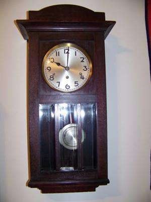 Front View - Kienzle Clock