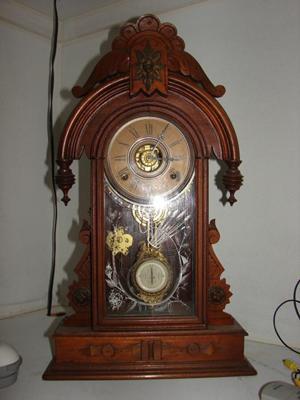 Kroeber Clock