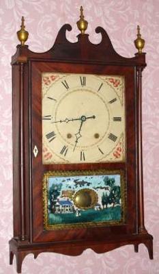 Clock by New England Clock Company