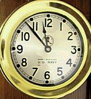 Chelsea Marine Clock