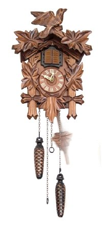 A Modern Cuckoo Clock