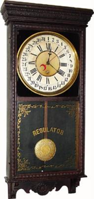 Sessions Store Regulator Clock