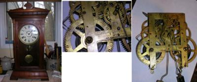 F. KROEGER CLOCK
