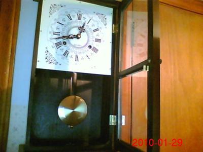 Vintage Japanese Clock
