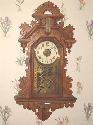 E Ingraham Clocks