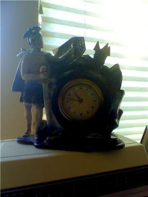 Small German Clock