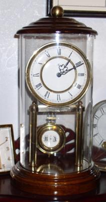 Howard Miller Thrift Store Clock Find