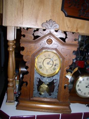 Need Name of this Gilbert Clock
