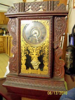 E. N. Welch Clock