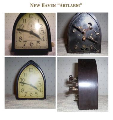 New Haven Alarm Clock