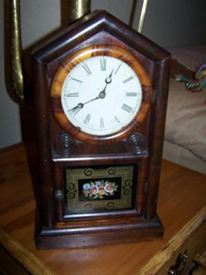 New Haven Mantel Clock