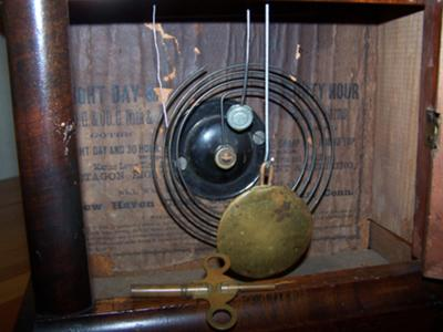 Clock's pendulum