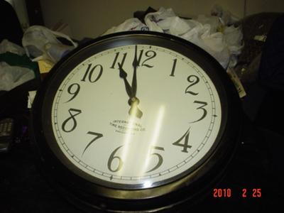 Gallery Clock