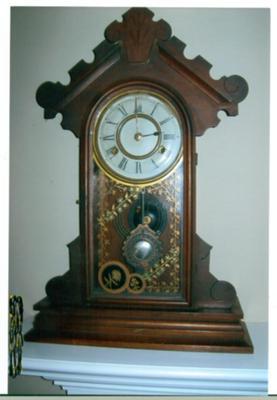 New Haven Kitchen Clock