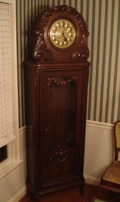 Tall Clock or Longcase Clock