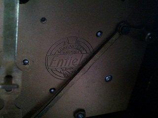 Enfield clock - trademark