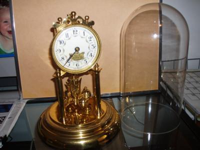 Schatz 400 Day Clock 3