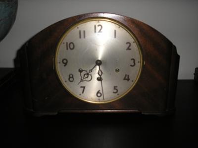 Mom's Clock