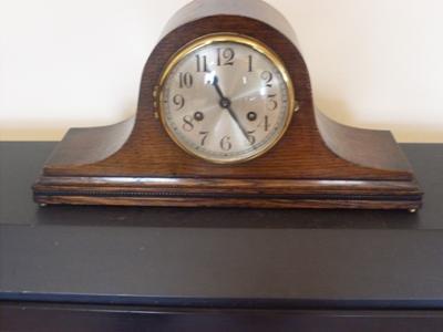 Tambour Clock