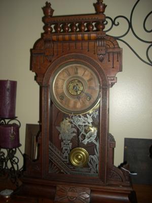 William L. Gilbert  Parlor Clock