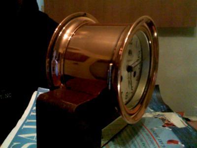 Waterbury Ship Clock 4