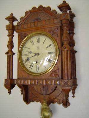 Waterbury Study Clock