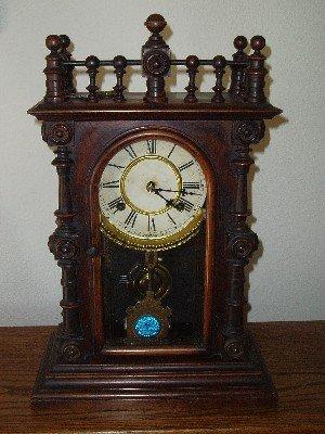 E. N. Welch Parlor Clock