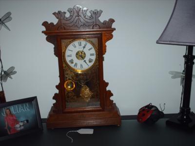 E. N. Welsh Parlor Clock