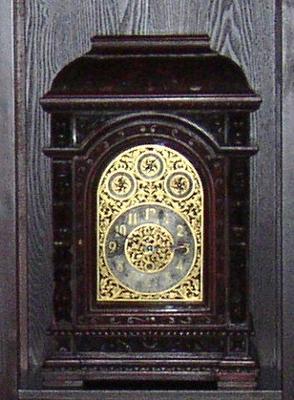 German Bracket Clock