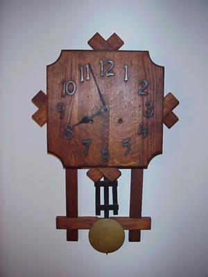Gilbert wall clock