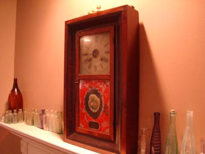 Ansonia OGEE clock