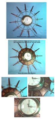 Zodiac Wall Clock